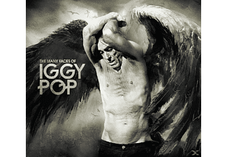 Iggy Pop, Various - Many Faces Of Iggy Pop - (CD)