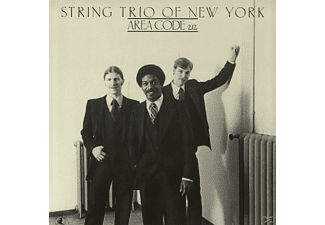 String Trio Of New York - Area Code 212 - (Vinyl)