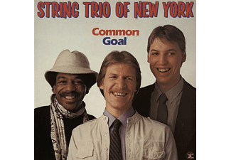 String Trio Of New York - Common Goal - (Vinyl)