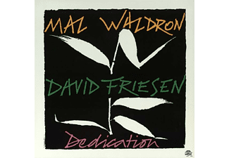 Mal Waldron, David Friesen - Dedication - (Vinyl)