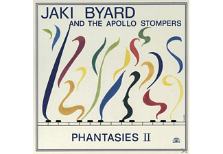 Jaki Byard, The Apollo Stompers - Phantasies II - (Vinyl)