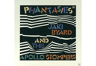 Jaki Byard And The Apollo Stompers - Phantasies - (Vinyl)