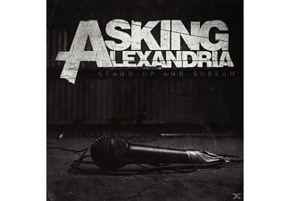 Asking Alexandria - Stand Up And Scream (Opaque Process Blue Vinyl) - (Vinyl)