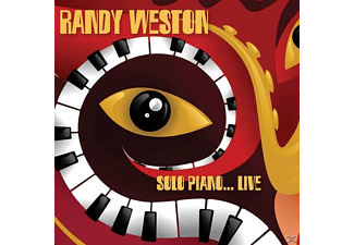 Randy Weston - Solo Piano Live - (CD)