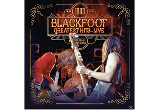Blackfoot - 1983 Greatest Hits...Live - (CD)