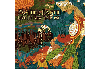 Mother Earth - Live In New York 1971 - (CD)