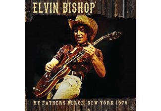 Elvin Bishop - My Father's Place,New York 1979 - (CD)