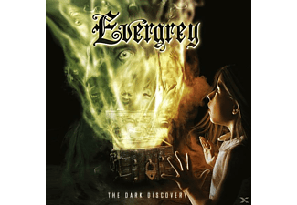 Evergrey - The Dark Discovery - (CD)