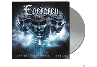 Evergrey - Solitude,Dominance,Tragedy (Gtf.Silver Vinyl) - (Vinyl)