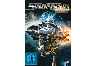 Starship Troopers: Invasion - (DVD)
