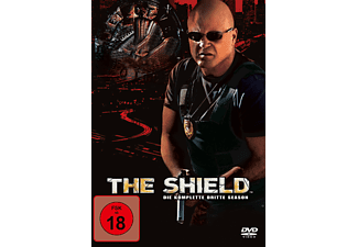 The Shield - Staffel 3 - (DVD)