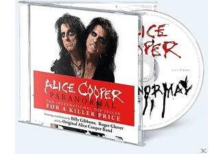 Alice Cooper - Paranormal (Tour Edition) - (CD)