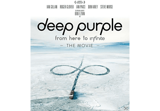 Deep Purple - From Here To inFinite - (Blu-ray)