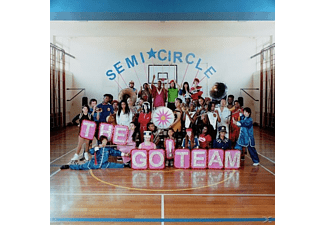 The Go Team - Semicircle - (LP + Download)