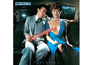 Scorpions - Lovedrive (CD)