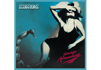 Scorpions - Savage Amusement (CD)