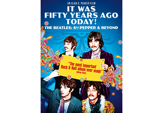 The Beatles - It Was 50 Years Ago Today! the Beatles, Sgt. Pepper and Beyond (DVD)