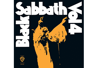 Black Sabbath - Vol. 4 (Vinyl LP (nagylemez))