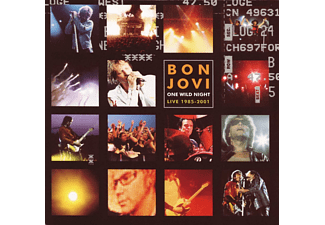 Bon Jovi - One Wild Night - Live (CD)