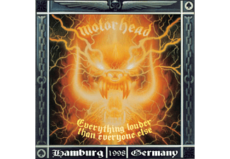 Motörhead - Everything Louder (Vinyl LP (nagylemez))