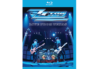 Zz Top - Live From Texas (Blu-ray)