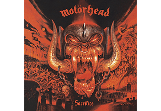 Motörhead - Sacrifice (CD)