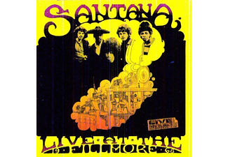 Santana - Live At the Fillmore '68 (CD)