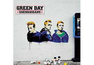 Green Day - Shehanigans (CD)