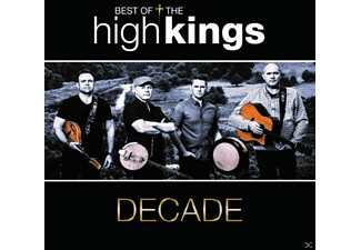 The High Kings - Decade-Best Of - (CD)
