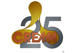 VARIOUS - Cream 25 - (CD)