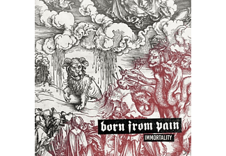 Born From Pain - Immortality - (Vinyl)
