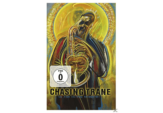 John Coltrane - Chasing Trane-The John Coltrane Documentary - (DVD)