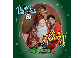 Dude York - Halftime For The Holidays - (CD)