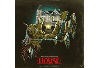 Harry Ost / Manfredini - House 1 & 2 (Original Soundtrack) - (Vinyl)