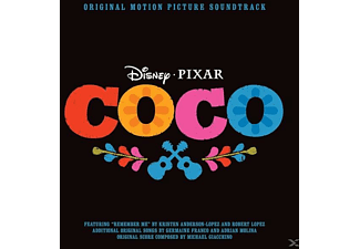 VARIOUS - Coco (Int.Version) - (CD)