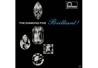 The Diamond Five - Brilliant! - (Vinyl)