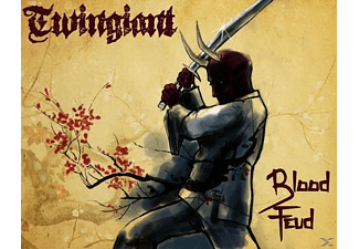 Twingiant - Blood Feud - (CD)