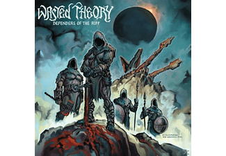 Wasted Theory - Defenders Of The Riff-2017 Edition - (CD)