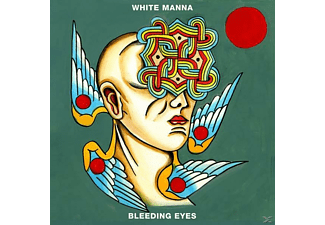 White Manna - Bleeding Eyes - (Vinyl)