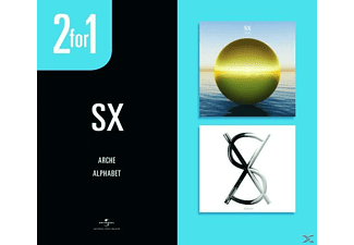 2 for 1: SX - Arche / Alphabet CD