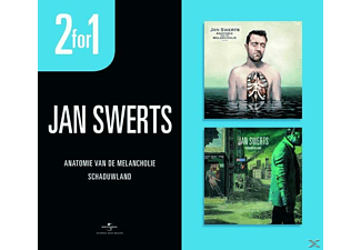 2 for 1: Jan Swerts - Anatomie van de Melancholie / Schaduwland CD