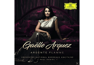 Orchestre National Bordeaux Aquitaine, Gaelle Arquez - Ardente Flamme - (CD)