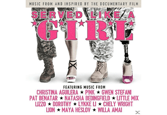 O.S.T. - Served Like A Girl - (CD)