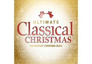 VARIOUS - Ultimate Classical Christmas - (CD)