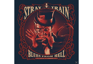 Stray Train - Blues From Hell - (CD)