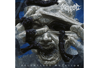 Archspire - Relentless Mutation (CD)