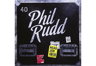 Phil Rudd - Head Job (CD)