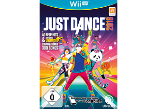 Just Dance 2018 [Nintendo Wii U]
