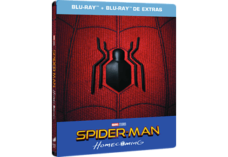 SONY PICTURES SPIDER-MAN: HOMECOMING (BD + BD EXTRAS) (ED ESPECI