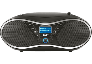 Radio CD - OK ORC 610DAB-B, MP3, DAB+, FM, USB